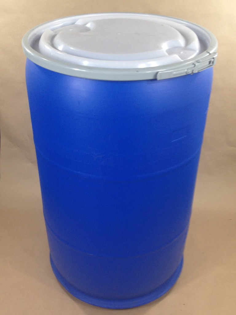 55 Gal Plastic Barrels Open Top Drum 768x1024
